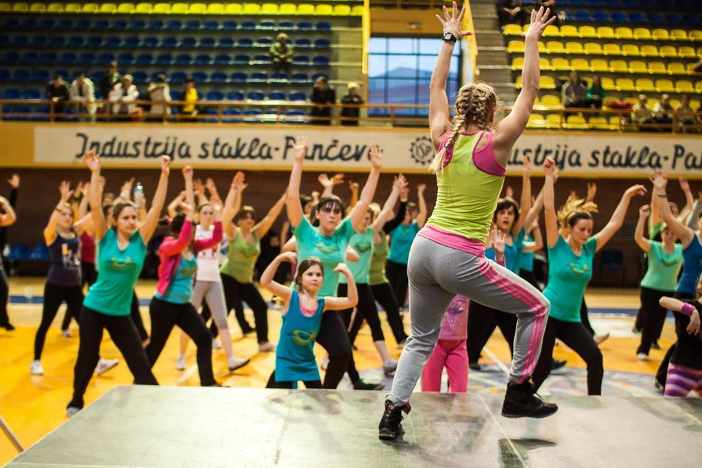 Fitness Day 1. Grada Pančeva