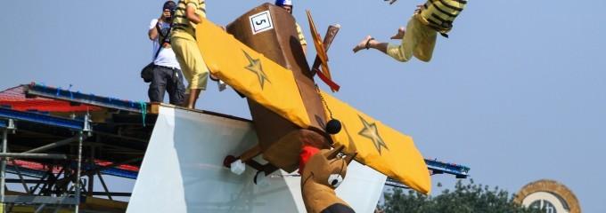 1. Redbull Flugtag 2013 u Srbiji