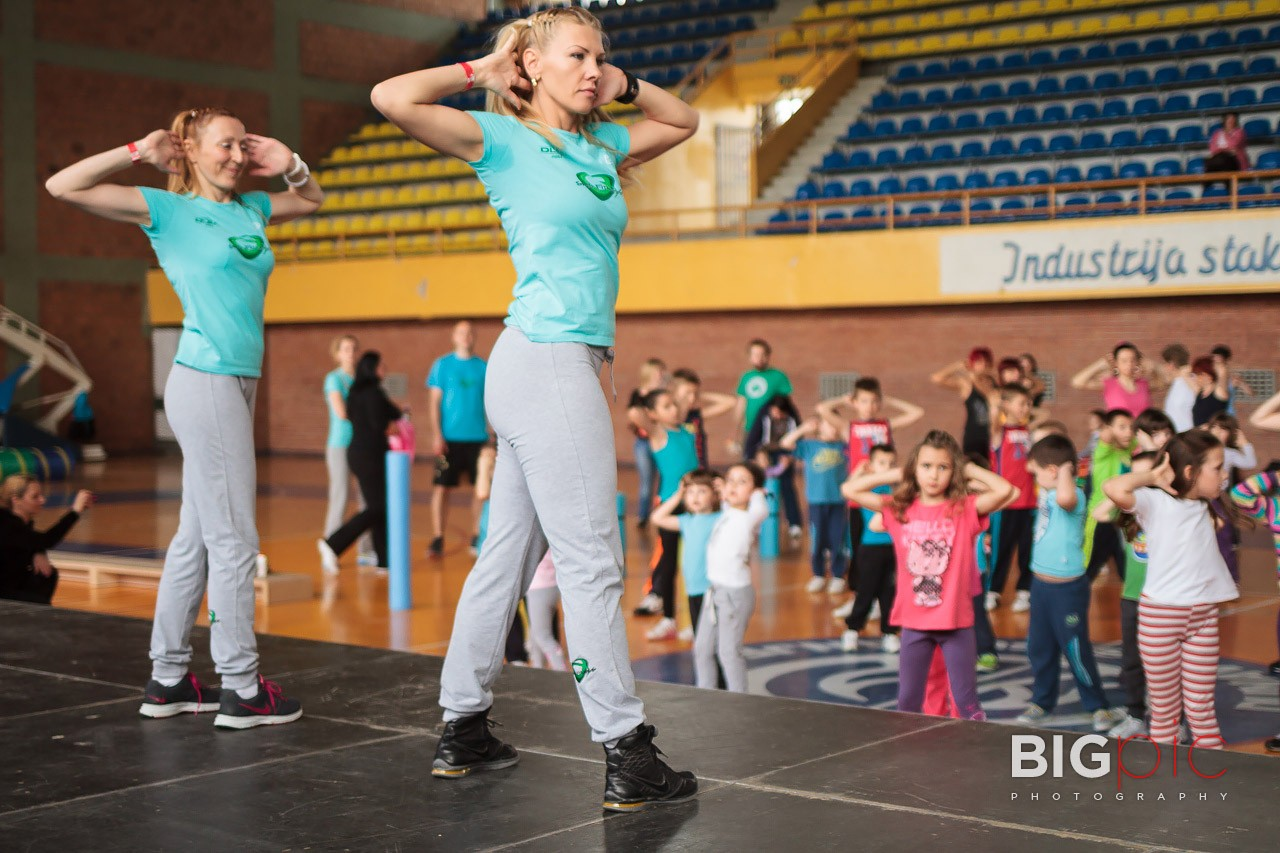 Fitness Day 2. Grada Pančeva